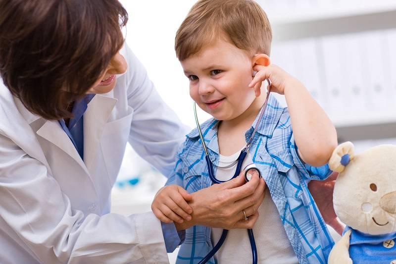 علائمی قلبی کودکان