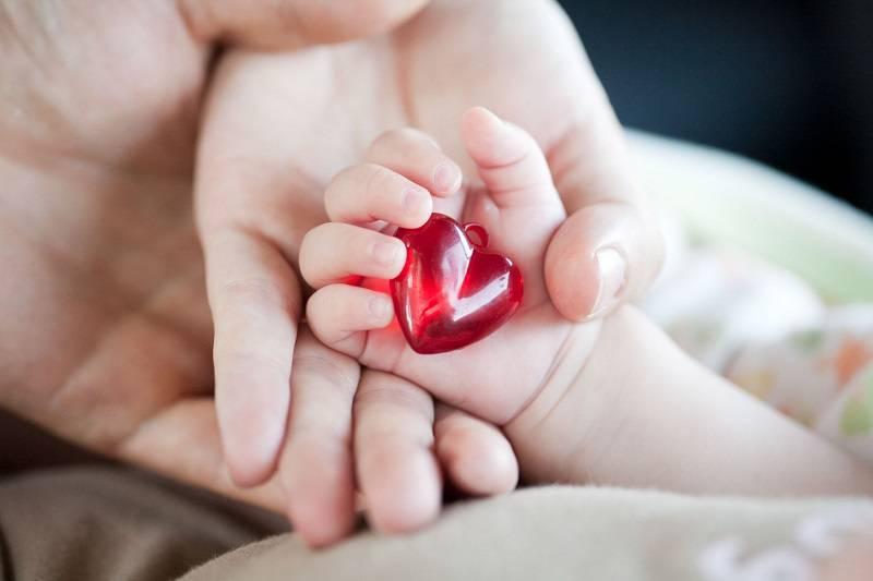علائم نارسایی قلبی کودک