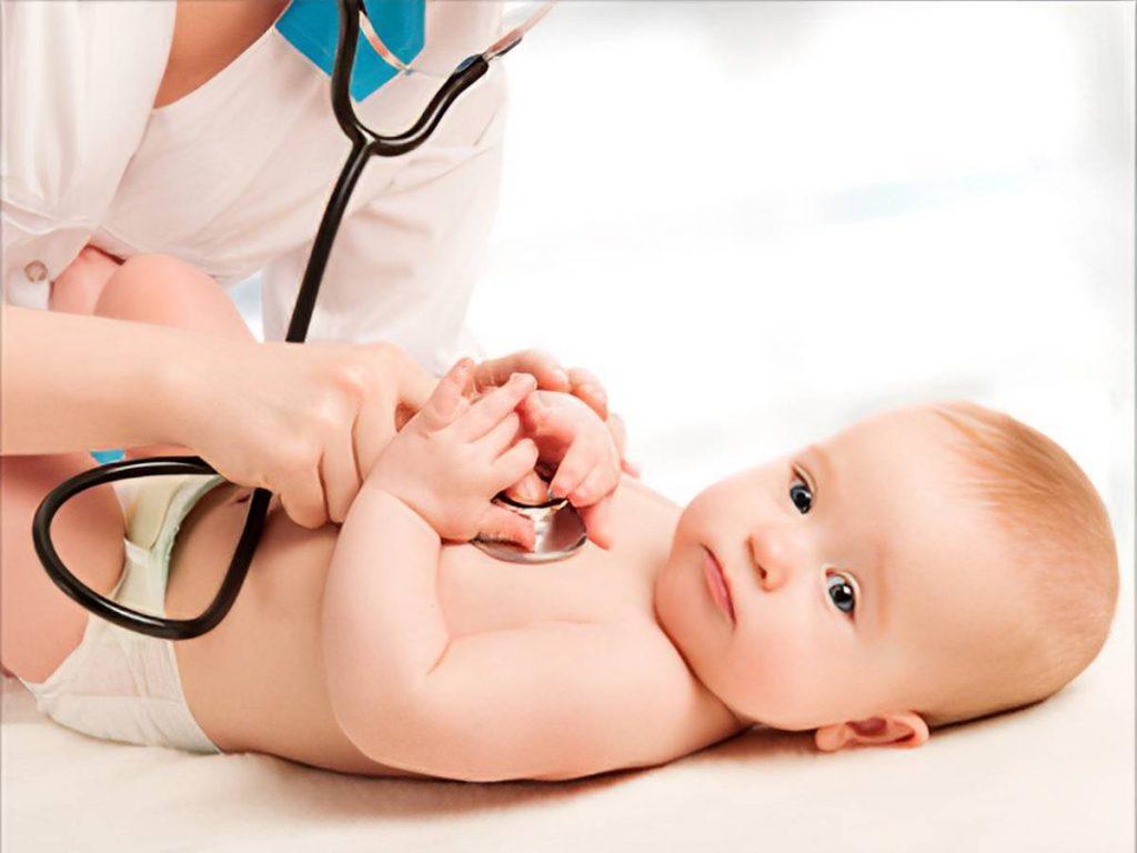 علائم بیماری مادرزادی قلب