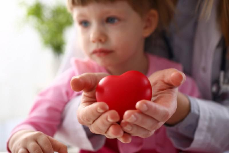 تشخیص بیماری قلبی کودک