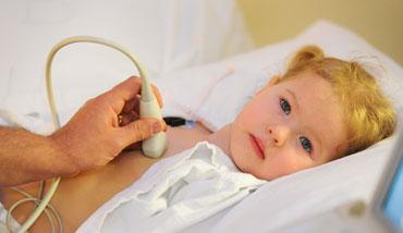 قلب کودکان