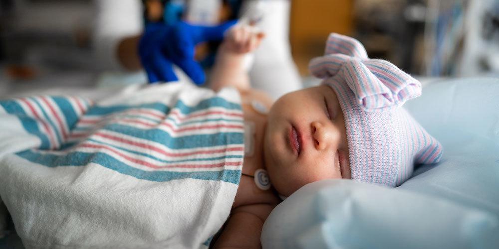 تنگی دریچه یا عروق ریه در کودکان چیست؟