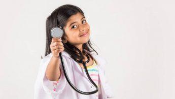 درمان تپش قلب در کودکان